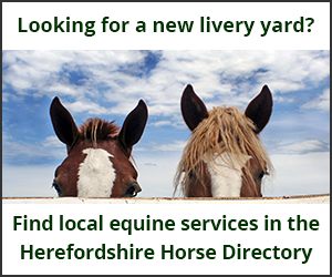 Livery Yards (Herefordshire Horse)