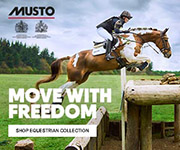 Musto 3 (Herefordshire Horse)